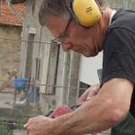 Informatie Peter Koks, beeldhouwer in steen