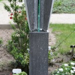 Grafmonument geplaatst op begraafplaats in Tilburg