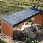 Grafmonument op begraafplaats De Nieuwe Ooster in Amsterdam