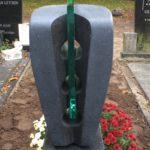 Grafmonument op begraafplaats DongenVaart